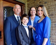 Youth Minister – Angie Harper
